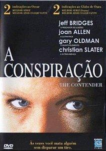 Dvd A Conspiração - Jeff Bridges