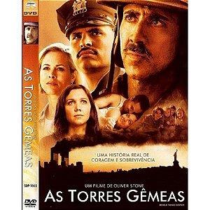 Dvd As Torres Gêmeas - Nicolas Cage