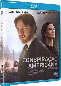 Blu-ray Conspiração Americana - James McAvoy