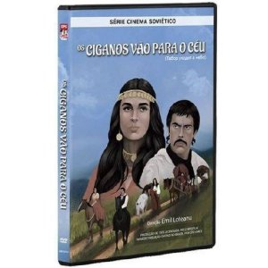 Dvd Os Ciganos Vão Para O Céu - Emil Loteanu