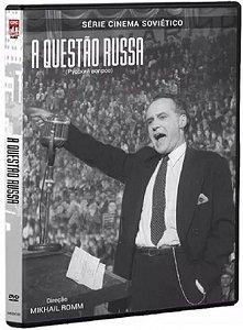 DVD A Questão Russa - Mikhail Romm