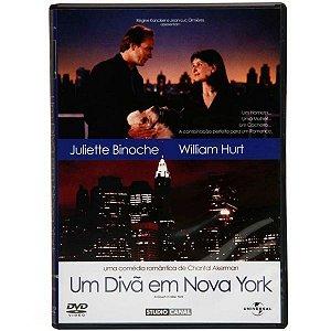 DVD - Um Divã em Nova York - Juliette Binoche