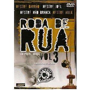 Dvd: Roda De Rua Volume 3