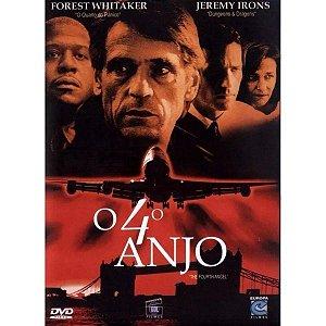 Dvd - O 4º Anjo - Forest Whitaker