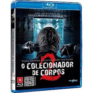 Blu Ray - O Colecionador De Corpos 2