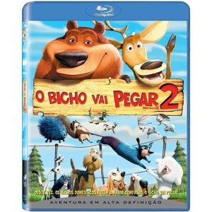Blu-Ray - O Bicho Vai Pegar 2