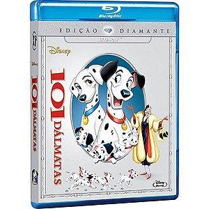 Blu-Ray - 101 Dálmatas - Edição Diamante