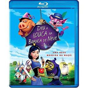 Blu Ray Deu a Louca na Branca de Neve