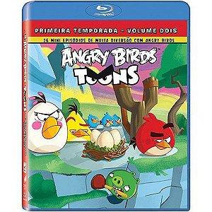 Blu Ray Angry Birds Toons - 1ª Temp - Vol 2