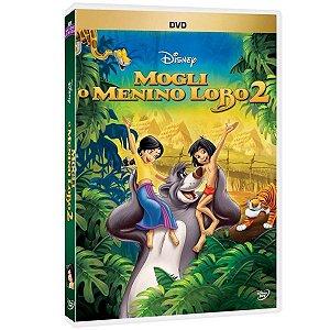 DVD - Mogli: O Menino Lobo 2
