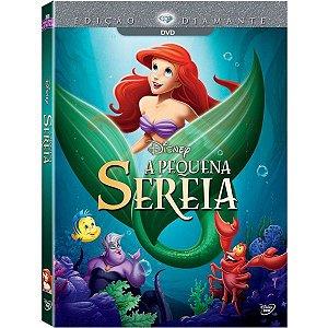 Dvd A Pequena Sereia - Disney