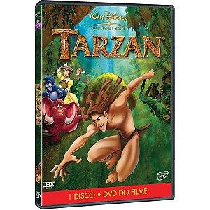 DVD Tarzan - Disney