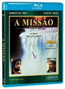 Blu-Ray A Missão - Robert De Niro