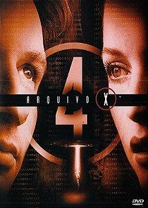 DVD Arquivo X - 4ª Temporada - 7 Discos