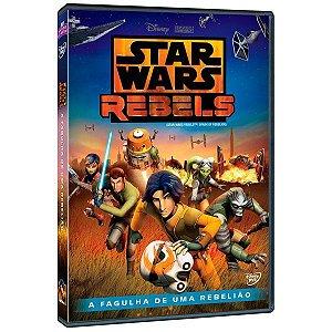 DVD - Star Wars Rebels: A Fagulha de uma Rebelião