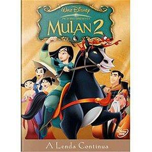 DVD - Mulan 2