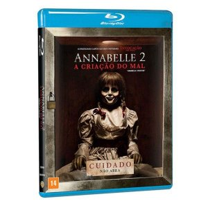 Blu-ray Annabelle 2 - A Criação Do Mal