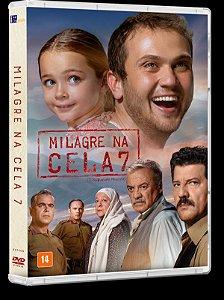 DVD MILAGRE NA CELA 7