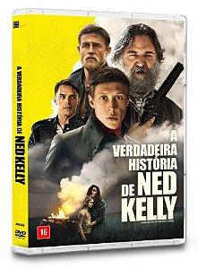DVD A VERDADEIRA HISTÓRIA DE NED KELLY