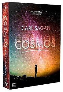 DVD Cosmos - Edição Definitiva - A Série Completa - entrega a partir de 14/12