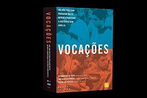 DVD Box Vocações - 3 Discos - Bretz Filmes