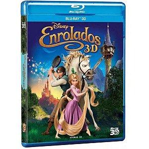 Blu-Ray 3D Enrolados