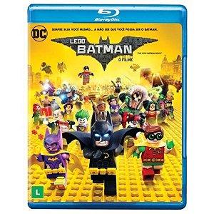 Blu-ray - Lego Batman: O Filme