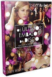 DVD + CD  Os Últimos Embalos Da Disco