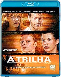 Blu-ray A Trilha - Milla Jovovich