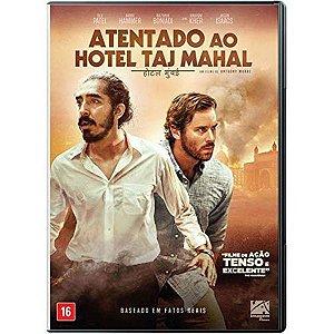Dvd Atentado ao Hotel Taj Mahal