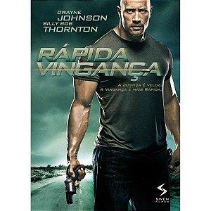 DVD - Rápida Vingança - Dwayne Johnson