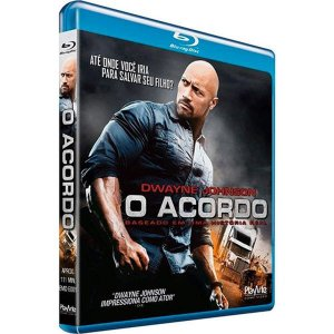 Blu-Ray O Acordo - Dwayne Johnson