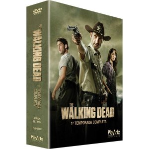 Box Dvd The Walking Dead 1 Temp - 3 Discos