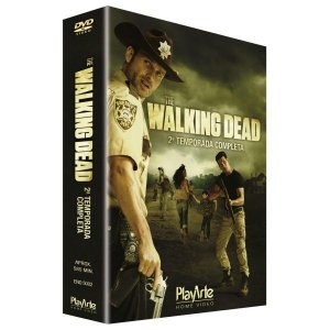 Box Dvd The Walking Dead 2 Temp - 4 Discos