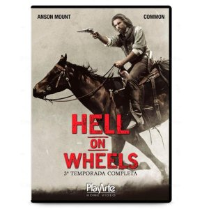 Dvd Hell On Wheels - 3 Temp (4 DVDs)