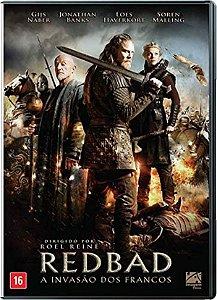 Dvd - Redbad - A Invasão Dos Francos