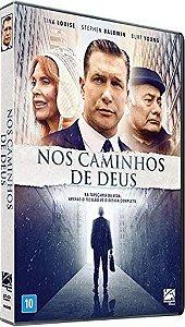 Dvd Nos Caminhos De Deus