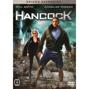 Dvd Hancock - Ed Estendida - Will Smith