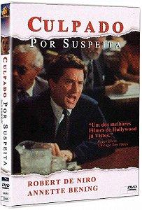 Dvd - Culpado por Suspeita - Robert de Niro