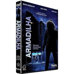 DVD Armadilha - Brian Geraghty
