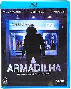 Blu-ray Armadilha - terror