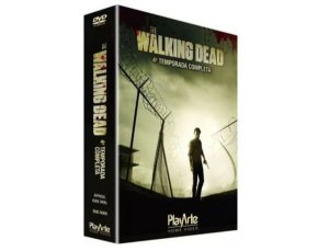 Box DVD - The Walking Dead - 4ª Temp - 5 Discos