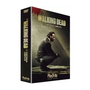 Box Dvd The Walking Dead 5 Temp - 5 Discos