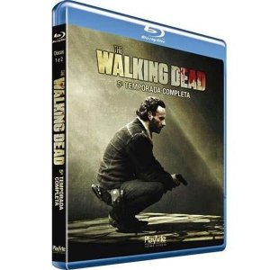 Blu-ray - The Walking Dead - 5ª Temp (4 Discos)