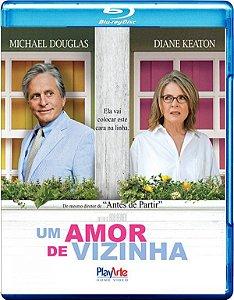 Blu-Ray - Um Amor de Vizinha - Michael Douglas