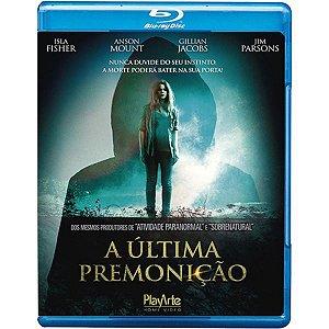 Blu-Ray - A Última Premonição