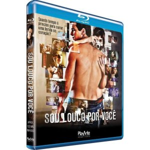 Blu-Ray - Sou Louco Por Você