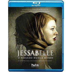 Blu-ray - Jessabelle: O Passado Nunca Morre