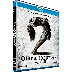 Blu-ray - O Último Exorcismo Parte II