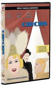 Dvd Circus - Grigori Aleksandrov